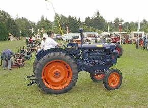Når er traktor veteran